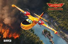 Find out all about the characters of Planes: Fire & Rescue, the upcoming film from Disney! Free Plane, Plane 2, Walt Disney Pictures, Disney Animated Movies, Disney Movies, Planes Characters, Disney Characters, Pixar, Disney Insider