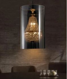 Moooi Pendant Light With Fringe Product Image