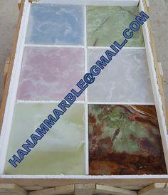 Onyx Tile Tiles Slab Slabs Mosaic