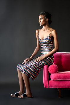 Tracy Reese Pre-Fall 2015 Fashion Show