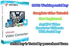AnyMP4 Video Converter Ultimate 7.0.38 With Serial key Free Download