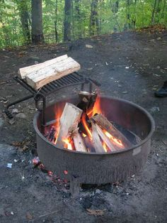 Instructables... Camping tips and tricks