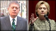 JUDGE NAPOLITANO: FBI WAS TOLD TO EXONERATE HILLARY 'AT ALL COSTS TO RUN...