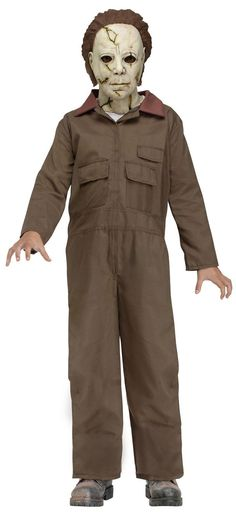 Kids Michael Myers Costume from CostumeExpress.com