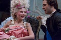 Marie Antoinette Movie, Marie Antoinette Costume, The Queen Of Versailles, 1920s Looks, Best Costume Design, Princess Closet, Rococo Fashion, Sofia Coppola, Kirsten Dunst