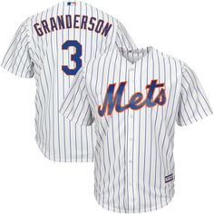 new concept ac041 bb16a Curtis Granderson New York Mets Majestic Cool Base Player Jersey - White