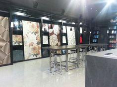 Bisazza Showroom - Upstairs at the Perini Tile Showroom - 615 Bridge Rd Richmond