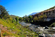 Cabezuela del valle  Río Jerte   Si pudiera contarlo con palabras...   No me seria necesario   cargar con una cámara                   ... Merida, Reserva Natural, Fauna, Mountains, Nature, Travel, Cabins, Fences, Words