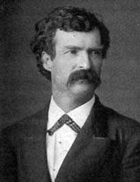 Samuel Langhorne Clemens (Mark Twain) - Author (mother's family)