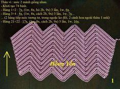 Maite rufete\'s media content and analytics Free Crochet Doily Patterns, Free Crochet Bag, Modern Crochet Patterns, Hand Crochet, Crochet Bags, Crochet Granny, Stitch Patterns, Knitting Patterns, Crochet Handbags