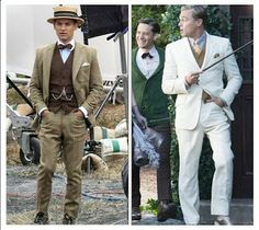 great gatsby period clothing