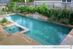 Best 25+ Pool shapes ideas on Pinterest | Pool designs, Inground ...