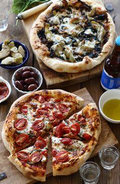 Reall about pizza recipes crescent rolls. Kebab Recipes, Pizza Recipes, My Recipes, Cooking Recipes, Cake Recipes, Musaka, Food 101, Israeli Food, Savoury Baking