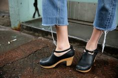 Office Apropos: Summer 2015 - Man Repeller- No.6 clogs