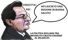 Per la mala politica la Sicilia è soltanto una preda.