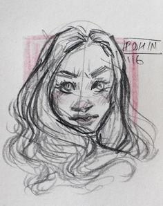 3 min doodle | credit: @rohinicupcake