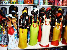 Souvenirs do Mercado Modelo