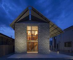 arte Spatial Design Office - Reblo house, Wakayama 2015. Photos © Shigeo Ogawa.