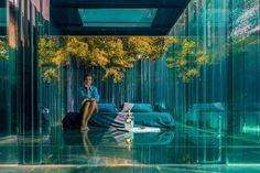 Woodland House, Surf, Intelligent Design, Calendar Design, Exhibition Space, Ocean City, Illustrations And Posters, Light Art, Resort Spa