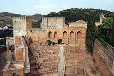 Alcazar de la Alhambra de Granada (España) | Flickr: Intercambio de fotos