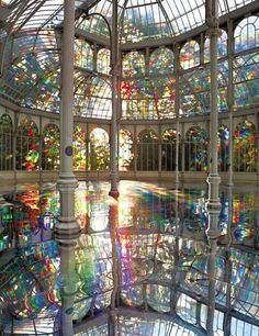 Crystal Palace. Madrid