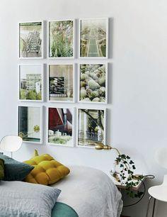 DIY: Indret med fotokunst - Boligliv