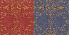 Stencil Details for Fleur Scroll - sso2030