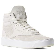 32854e83897 Reebok Shoes Women s Freestyle Hi Nova x Moussy in Moussy-chalk Rbk Red Blk  Size 8 - Lifestyle Shoes
