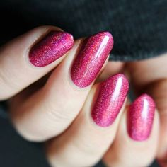 Il colore e' poesia dell'anima Bright Pink, Make Up, Nails, Beauty, Finger Nails, Ongles, Makeup, Beauty Makeup, Beauty Illustration