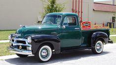 Chevy truck 54