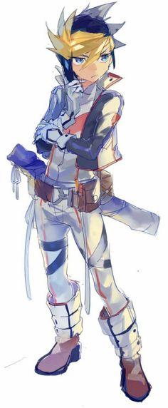 Yugo Yu-Gi-Oh! Arc-V