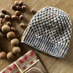 Ravelry: Briocherub pattern by Katrin Schubert - Diy Handwerk Loom Knitting, Knitting Patterns Free, Hand Knitting, Crochet Patterns, Hat Patterns, Knit Or Crochet, Crochet Crafts, Yarn Crafts, Knitting Projects