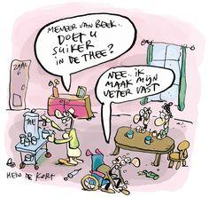 Tjoiz - Cartoon dementie