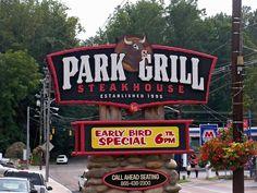 Park Grill Steakhouse - Gatlinburg, TN
