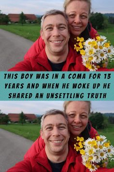 #Boy #Coma #Years #Woke #Unsettling #Truth Loreal Pro Glow, Bali Places To Visit, Cool Ear Piercings, Popsicle Crafts, Gender Reveal Party Decorations, Lavender Dresses, Amazing Wedding Cakes, Edgy Hair, Nude Makeup