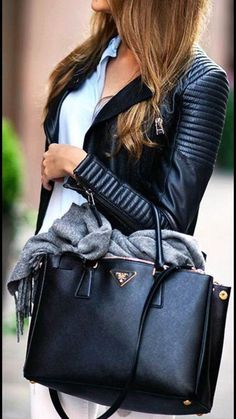 3eae97ebba25 36 Best Prada Tote images | Prada handbags, Prada purses, Fashion ...