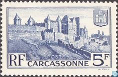 Francia, Carcasona 1