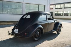 #VW KdF Wagen #ValleyMotorsVW