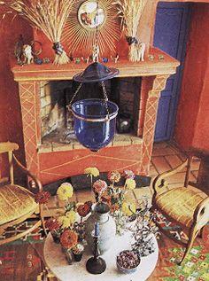 French couturier Michel Klein's fabulous farmhouse