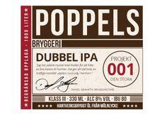 poppels american pale ale - Sök på Google