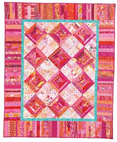"Quilt for a friend:  ""Acts of Kindness"" at McCalls Quilting"