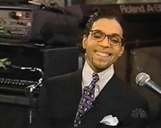 Prince on the Today Show for Bryant Gumbel's last show Minnesota, Hip Hop, The Artist Prince, Prince Purple Rain, Paisley Park, Dearly Beloved, Roger Nelson, Prince Rogers Nelson, Purple Reign