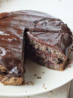 Paleo Dessert, Dessert Recipes, Desserts, Wine Recipes, Paleo Recipes, Healthy Sweets, Sweet Cakes, No Bake Cake, Food Porn