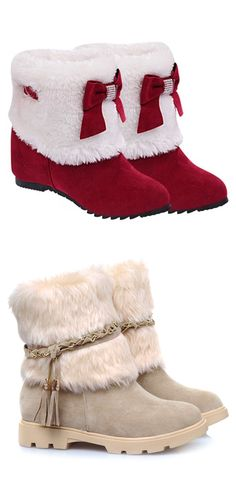 Best Snow Boots to wear now.Shop this look,Free Shipping Worldwide!