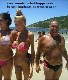 implants dont wrinkle