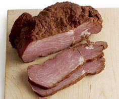 Tasso (New Orleans Seasoning Meat) - Tasso is a New Orleans flavoring secret. You will find it in quite a few dishes here in the Crescen - Cajun Tasso Recipe, Cajun Cake Recipe, Creole Recipes, Cajun Recipes, Sausage Recipes, Pork Recipes, Creole Cooking, Cajun Cooking, Recipes