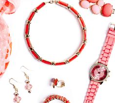 Coral – the shade you can't help but crave.