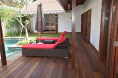 Nice 3 bedrooms villa with Pool near Canggu club for Sale