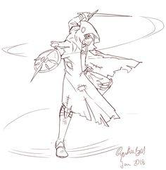 #anime #manga #fight #martialarts #weapon #zelda #link #instagram #aragoth #warrior #sword #shield #knight #templar #battle #sketch #doodle #epic #lineart #art #comic #pose