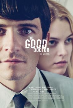 The Good Doctor poster.  i love how disconnected everyone is in this film